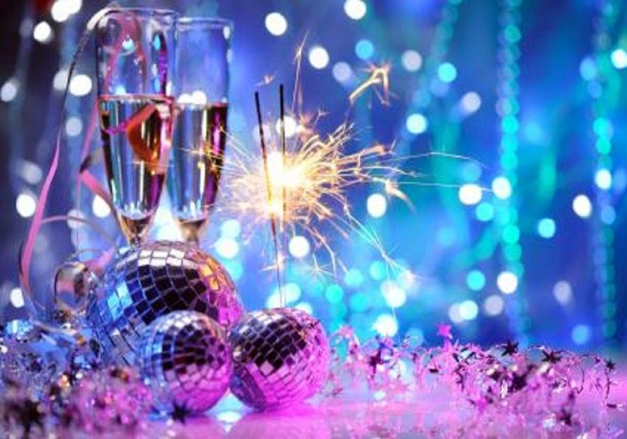 New Year EVE Party ideas for Adults | Eve parties, New ...