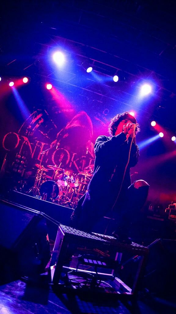 Pin by jae on wallpaper pinterest one ok rock the rock rock bands stage wallpaper rocks android smartphone asia iphone voltagebd Image collections