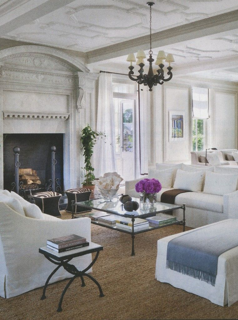 Architectural Digest Living Room Architectural Digest Dining Room Dining Room Fireplace