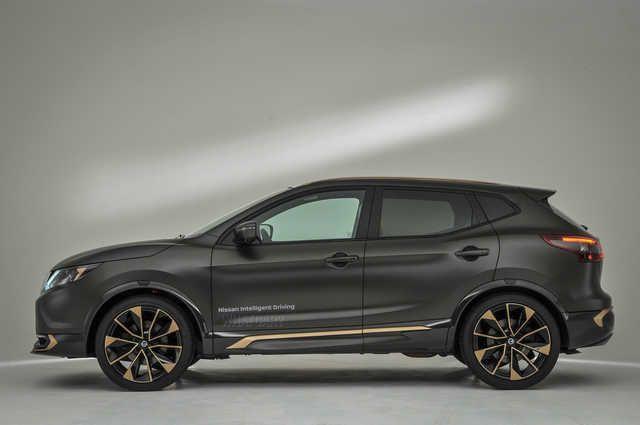Next Nissan Qashqai to get rangetopping Tekna+ version