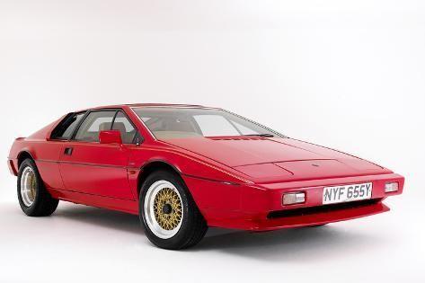 '1982 Lotus Esprit' Photographic Print -   Art.com