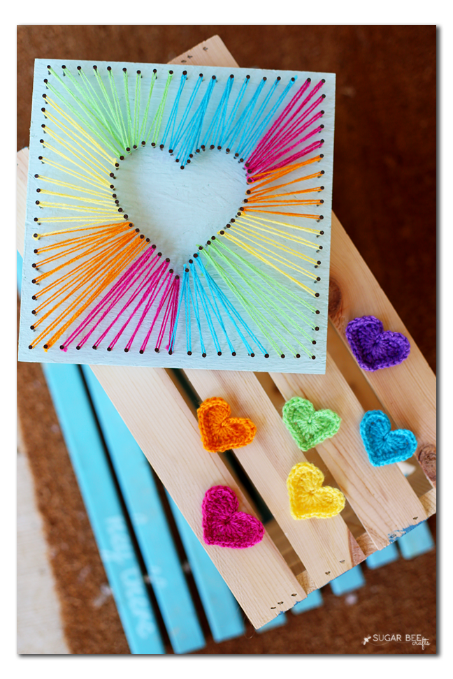 mom craft ideas string string tutorials 2499