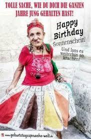Bildergebnis Fur Frau Geburtstag Lustig Gluckwunsche Spruche