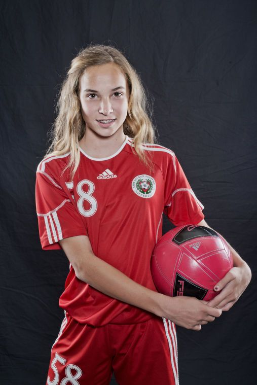 Hclc 8th Grader Isabella Glavin Named To Odp 2000 Girls Team From Ahwatukee Foothills News Development Programs Olympics Soccer