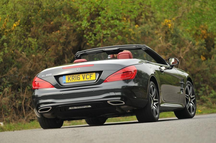 New Mercedes Roadster 2016