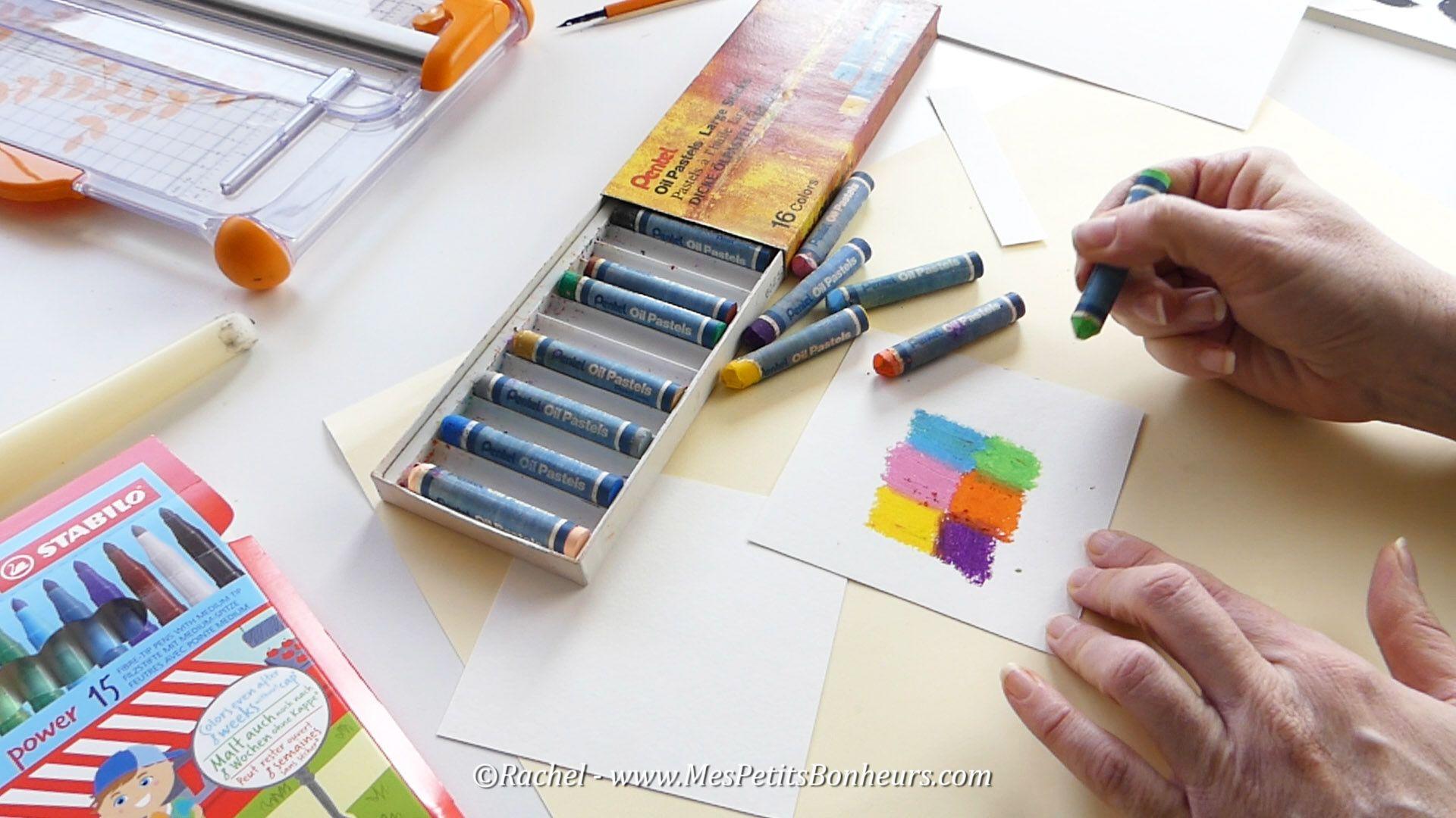 Comment faire de la carte à gratter maison ? Deux solutions… | Carte a gratter, Carte, Cartes