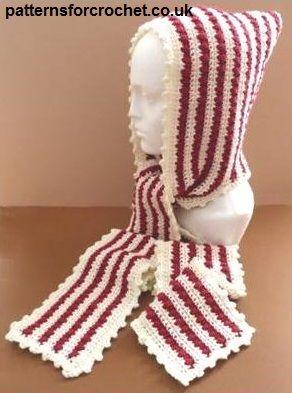Scoodie Knitting Pattern Free : Free crochet pattern for scoodie http://patternsforcrochet.co.uk/scoodie-usa....