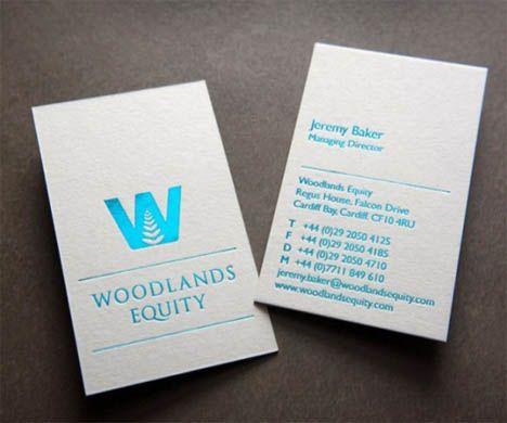 Letterpress foil business card graphic design flyers pinterest letterpress foil business card reheart Images