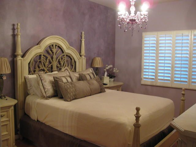 my client's bedroom faux finish paintdanielle