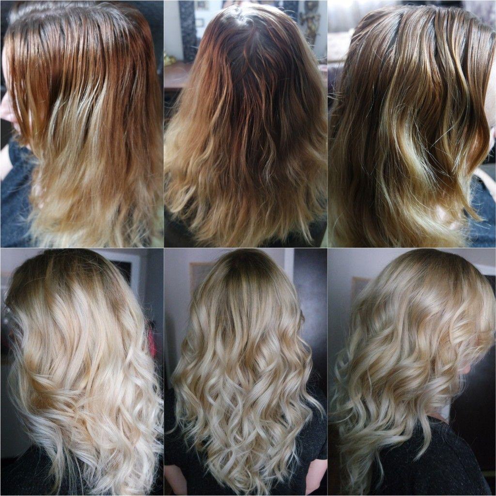 Balayage Blonde Polaire Olaplex Lumishine Joico Bymia Marseille