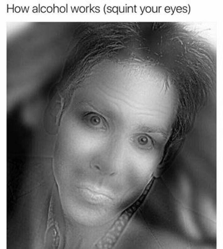 Esta Ilusion Optica Tiene Mirando Con Los Ojos Entrecerrados A Medio Facebook Ilusiones Divertidas Ilusiones Opticas Ilusiones