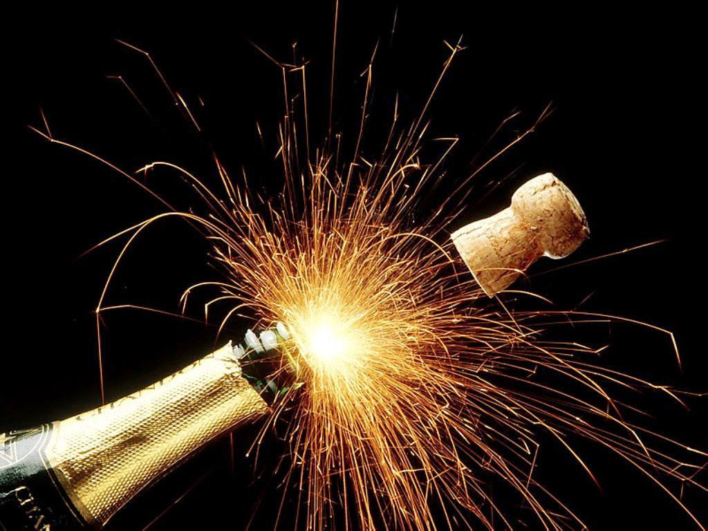 New Years Eve Celebration. New year's eve celebrations