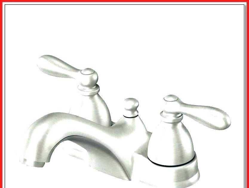 bathroom faucet leak moen sink faucet