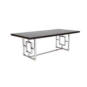 Rylan Extending Dining Table Stylish Dining Room Extendable
