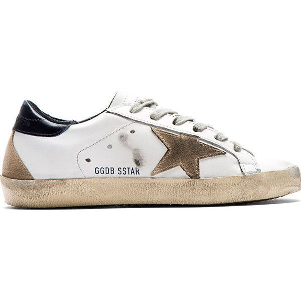 Goose Sneakers€330 Superstar And Navy Distressed Golden White A4c3L5RjqS