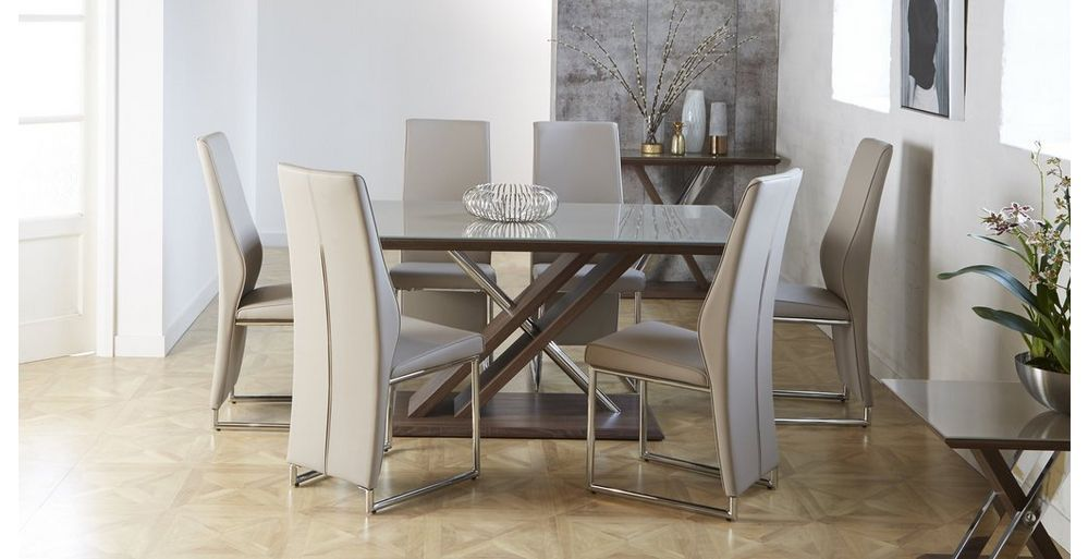 Marteni Fixed Top Table & Set of 4 Chairs | DFS | Home | Pinterest ...