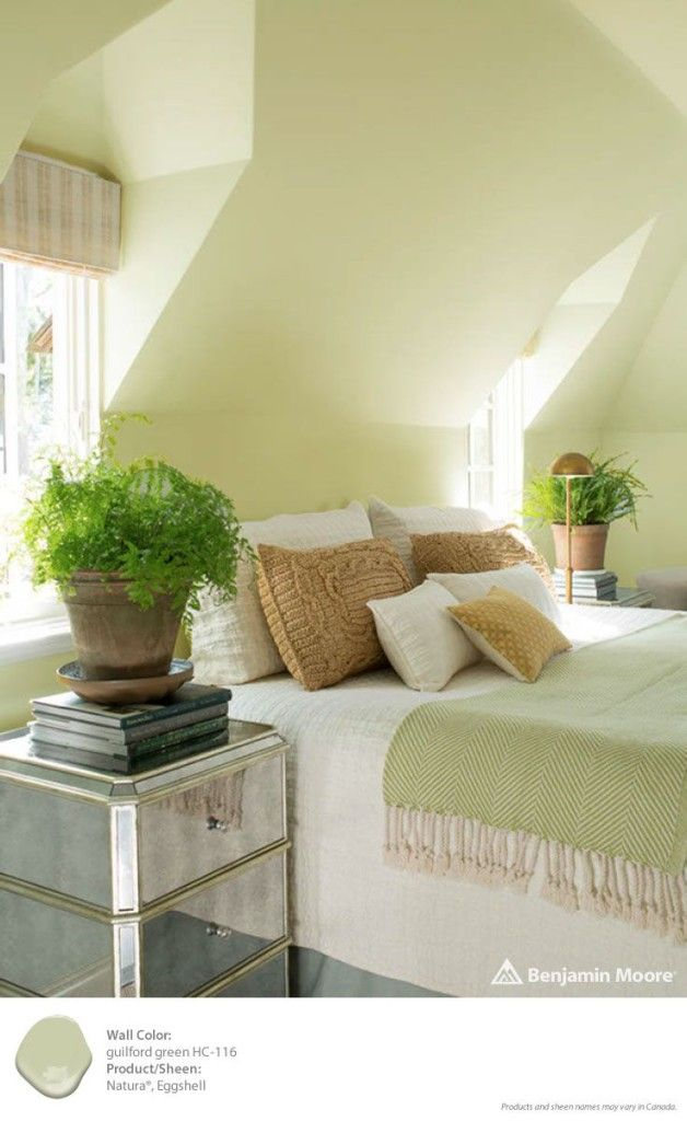 Benjamin Moore 2015 Colour of the Year – Guilford Green | Benjamin ...