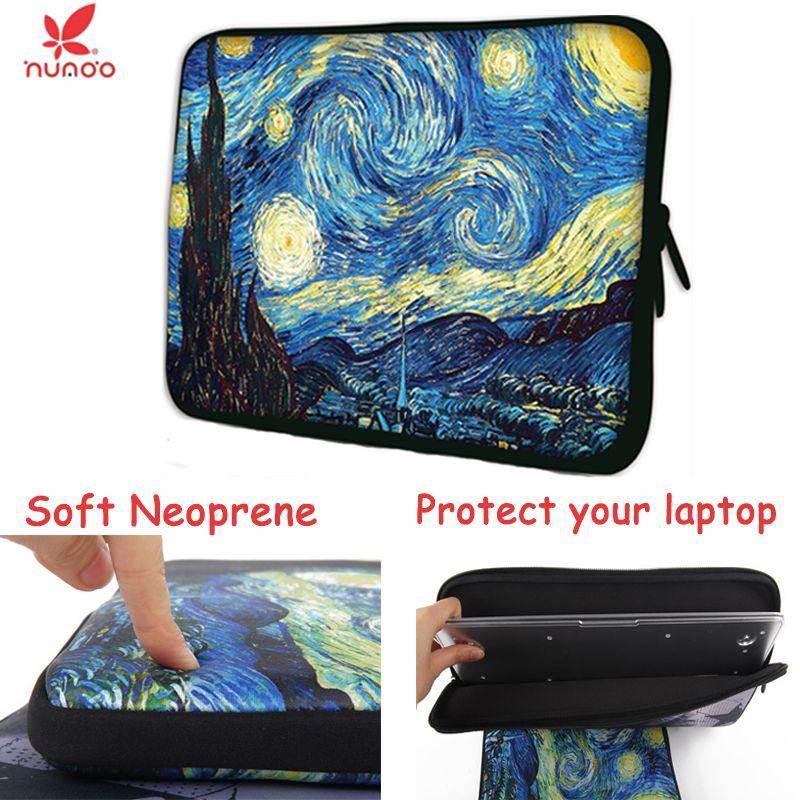59d1ad061f90 Neoprene DIY Laptop Sleeve11.6 13.3 15.6 17 17.3 inch Bag Notebook ...