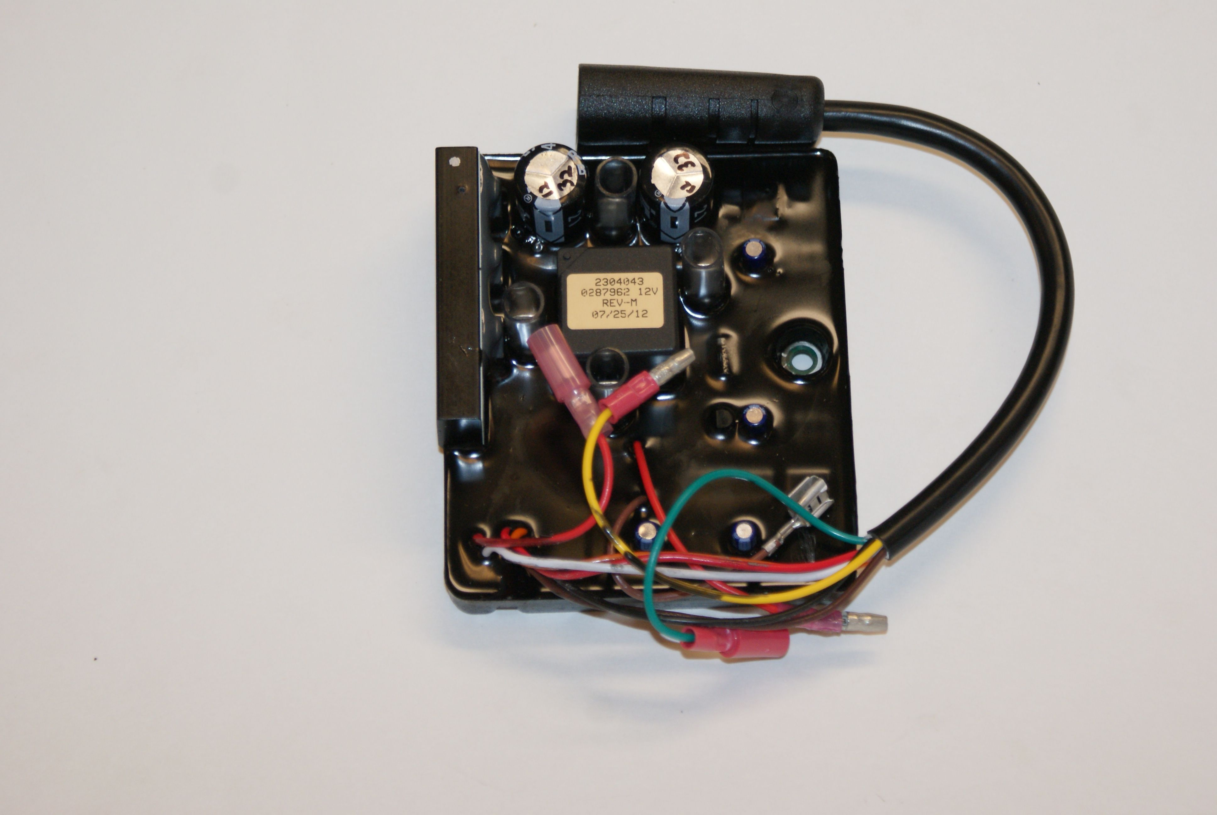 control board for legacy minn kota power drive bow mounts