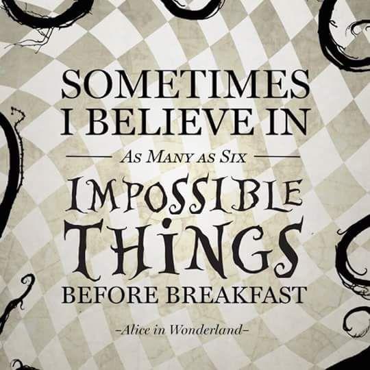 Keep dreaming!  -image via The Reading Room