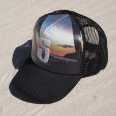 92c6b0ff99474 THE SURFERS TRUCKER custom sublimated print trucker cap by  thesaucesuppliers.com headwear manufacturer