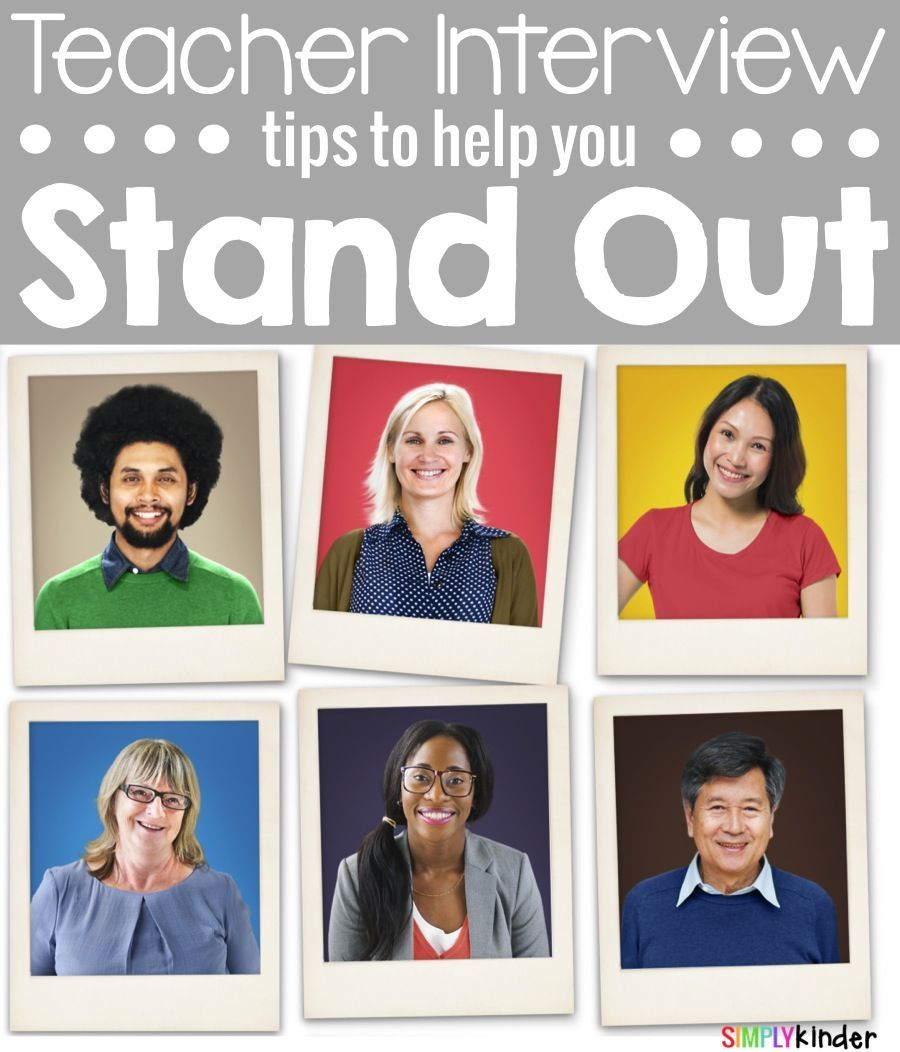 tips to help you stand out during a teacher interview teacher interview questionsteaching - Teacher Interview Tips For Teachers Interview Questions