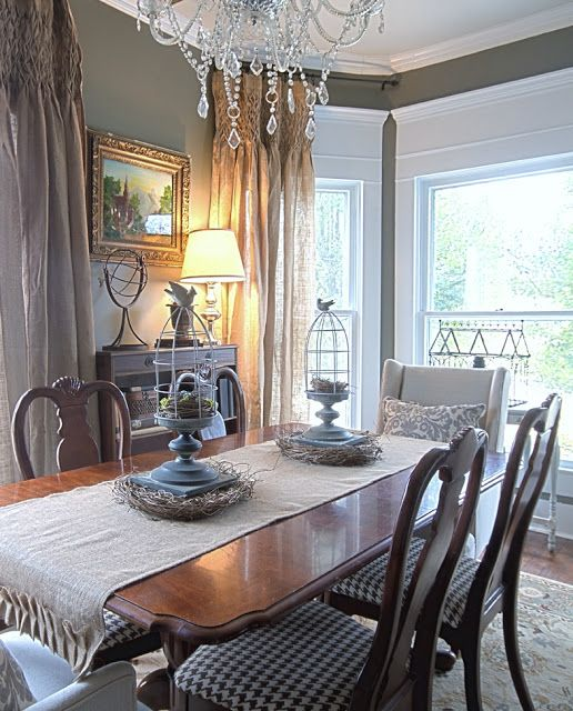 Smocked drop cloth curtains also an interior design decorating and diy do it yourself lifestyle rh pinterest
