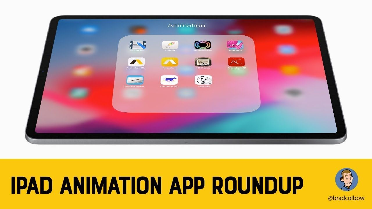 Animation Apps For Ipad Pro Free