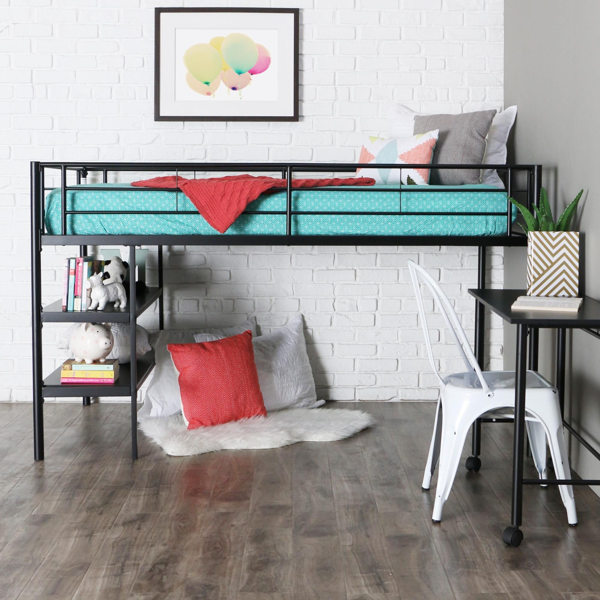 Childrens loft bedroom ideas   Free DIY Bunk Bed Plans u Ideas that Will Save a Lot of Bedroom
