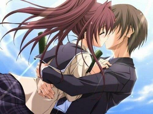 épinglé Par Wendy Najimi Sur Manga Anime Romantique Anime Bisou Couples Dessins Animés