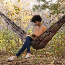 Photo of Reduced outdoor hammocks & travel hammocks
