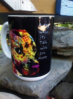 Ceramic Mug – Wag Tail