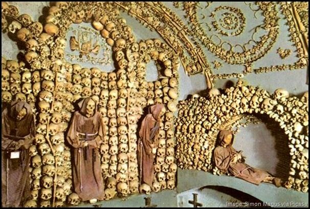 Image result for Capuchin Crypt