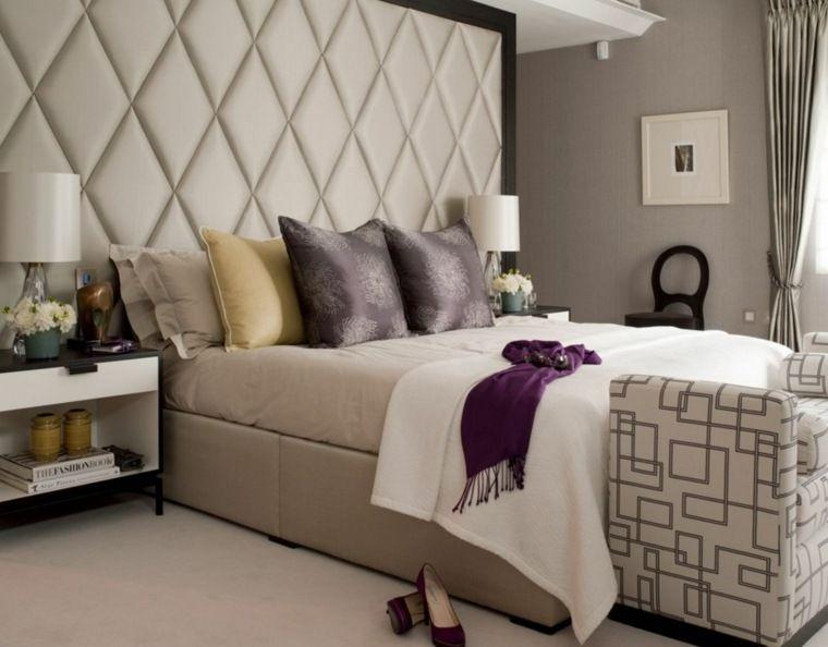 Comment choisir une tête de lit contemporaine design ? | tete de lit ...