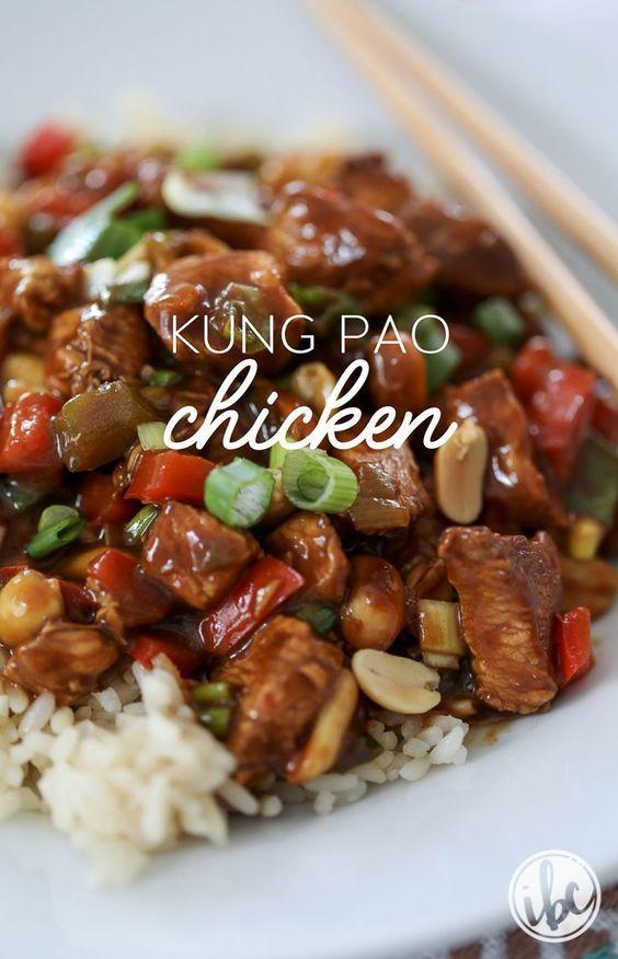 Kung Pao Chicken - easy and delicious recipe #kungpao #chicken #recipe