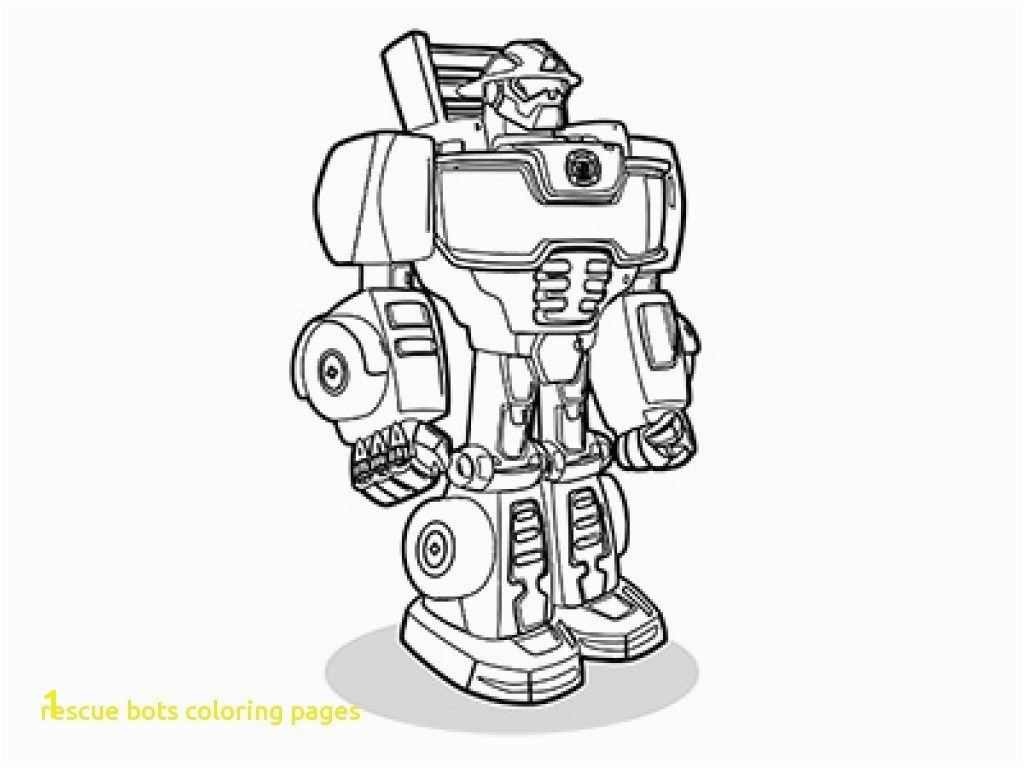 Rescue Bots Coloring Pages Rescue Bots Heatwave Coloring Page