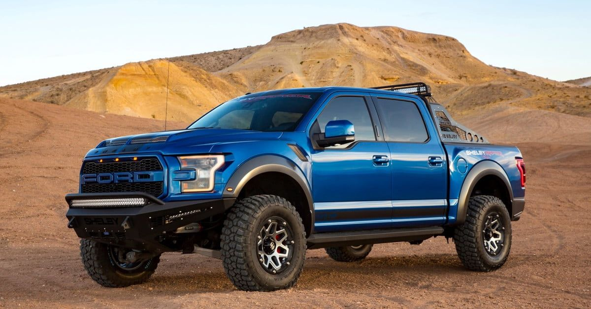 Shelby Raptor Baja F 150 Photos Details Specs Pricing