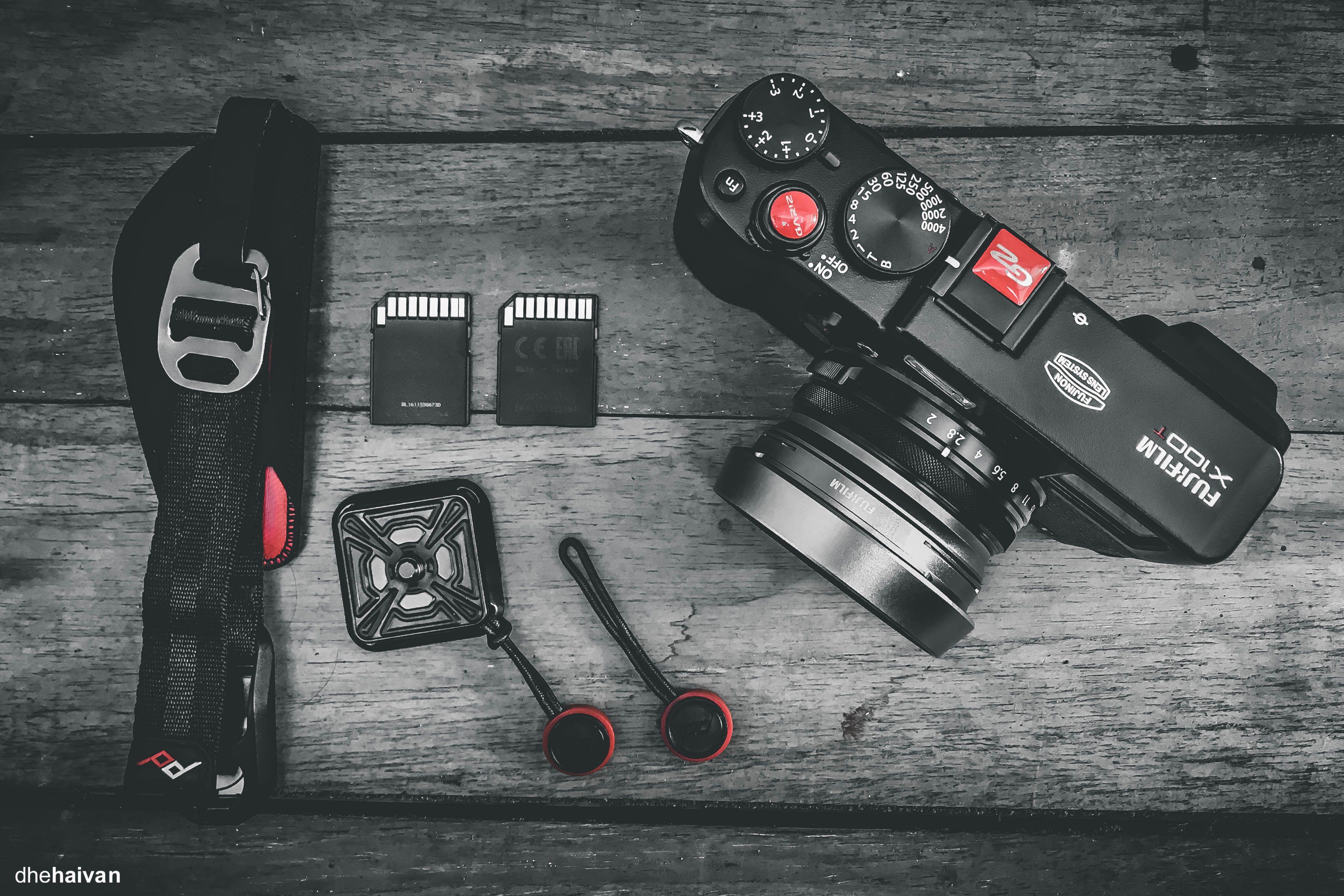 My Daily Essentials Setup For Streetphotography Fuji X100t Camera Fujifilm X100s Iphone 5 Custom Hard Case
