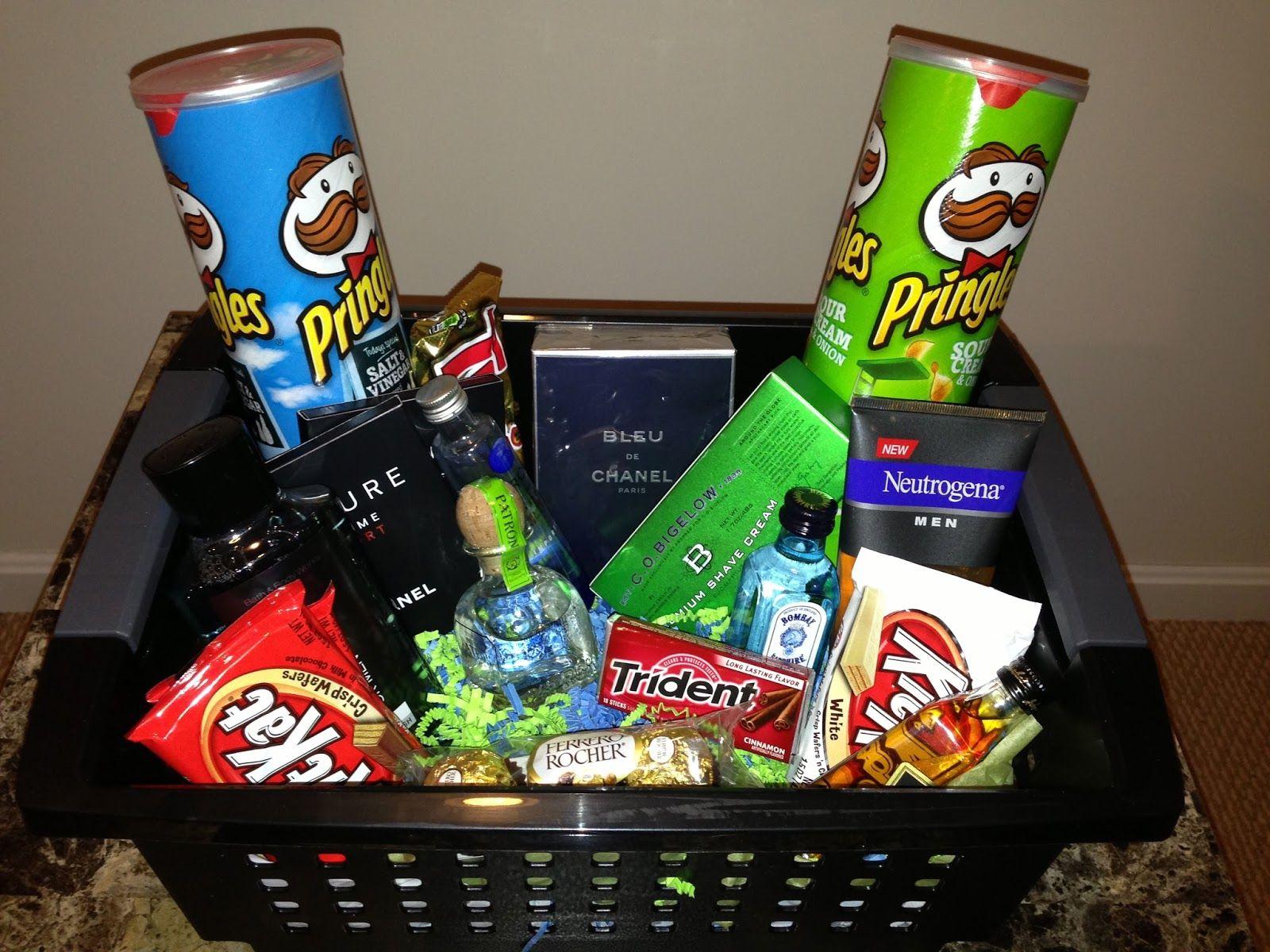 Basket Gift Christmas For Boyfriend Christmas Gifts For Boyfriend Homemade Christmas Gifts Boyfriend Gifts