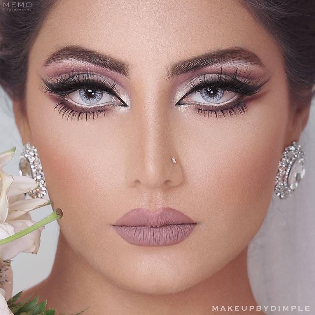 Pin by maryam masoudi on makeup Eye makeup, Wedding