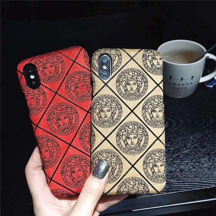 966fe5452970 オシャレ iphonexケース ブランド ヴェルサーチ アイフォン7ケース Versace iphone7 plus ケース 芸能人愛用 iPhoneケース  ファッション