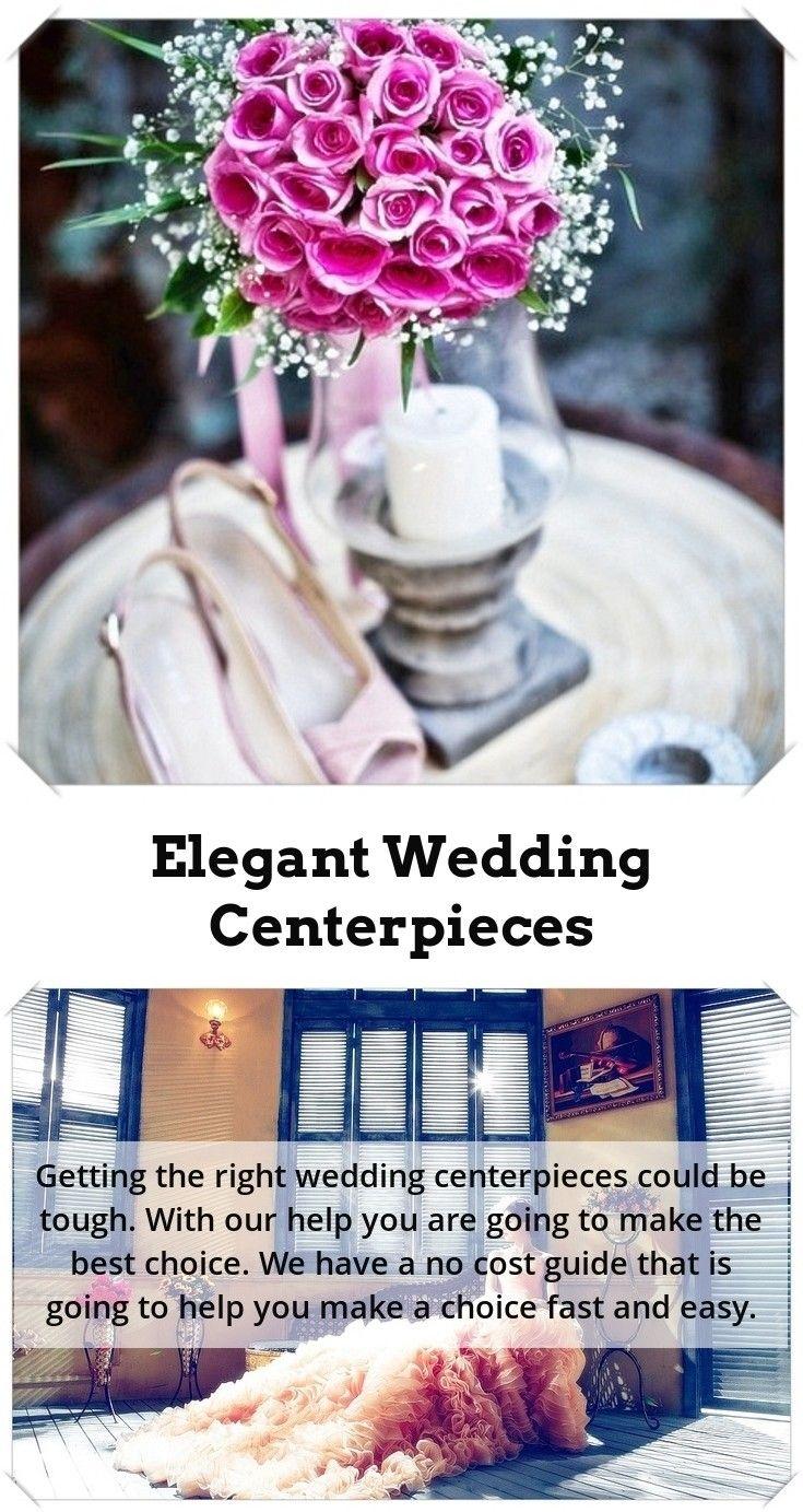 Unique Wedding Centerpieces on a Budget   Pinterest