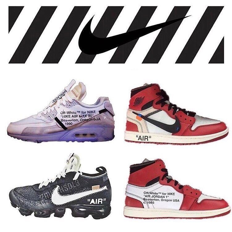 OFF-WHITE c o Virgil Abloh will get his experimental hands on a lot ... 243cfc589