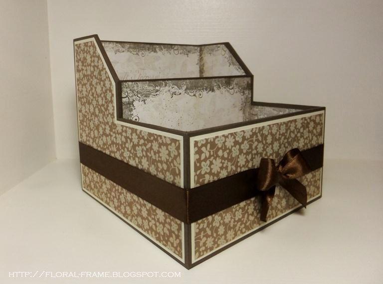 stempeleinmaleins stehsammler aus graupappe magazine file graupappe pinterest pappe. Black Bedroom Furniture Sets. Home Design Ideas