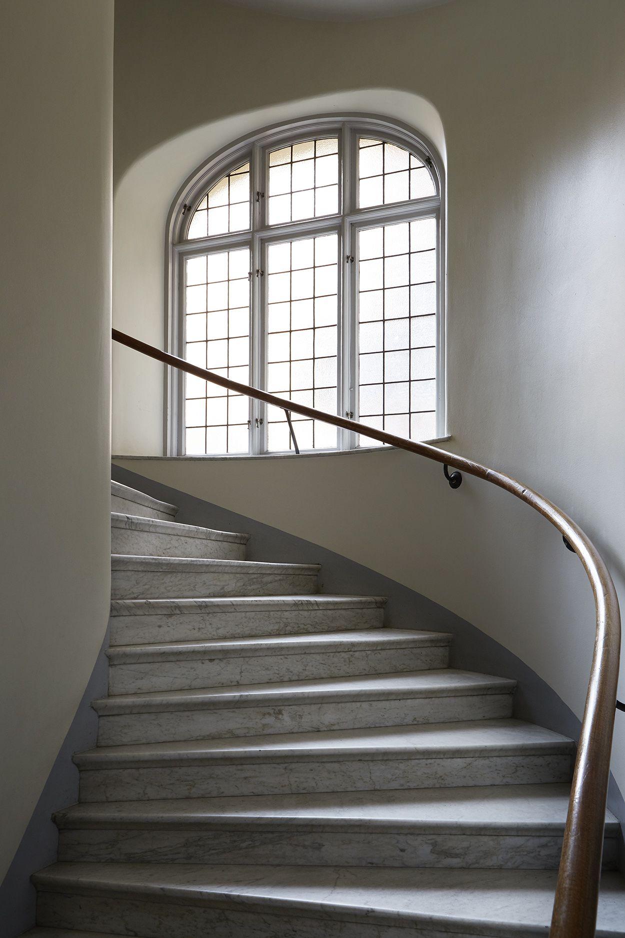 Staircase. Kungsholms hamnplan 7, 6 tr | Fantastic Frank
