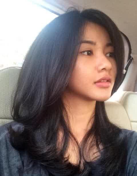 Baru 32 Foto Gaya Rambut Artis Indonesia Gaya Rambut Rambut Baru Warna Rambut