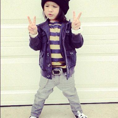 Kidsfashion boy