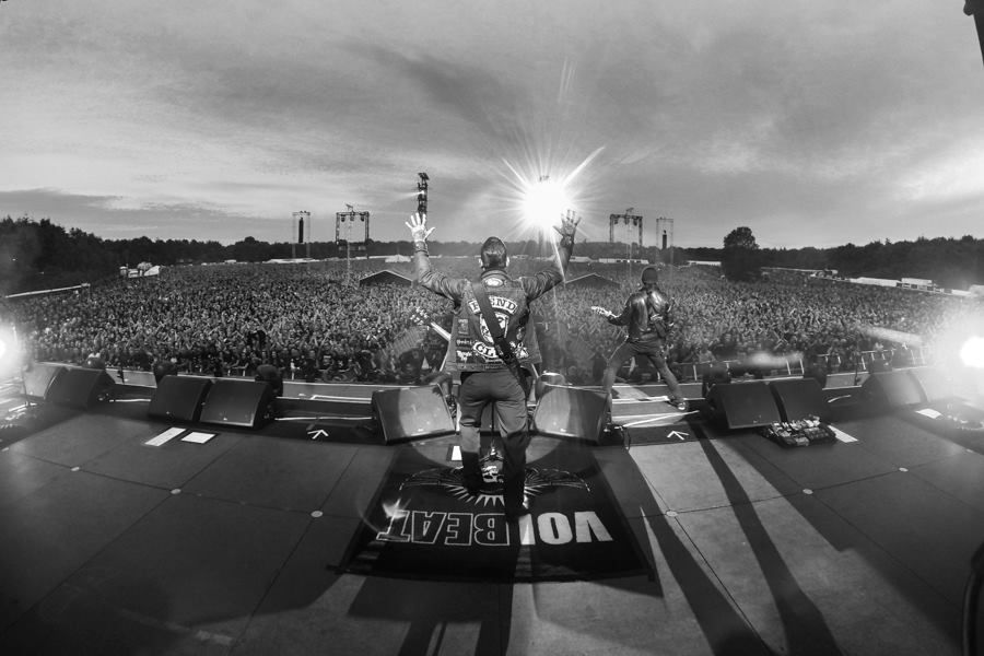 Volbeat Odense 2015