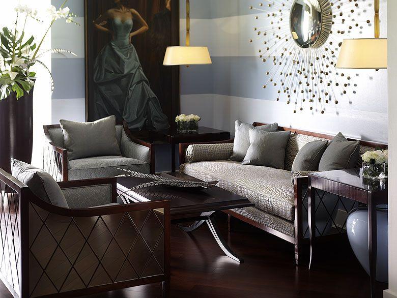 Muebles Portobellostreet.es:  Sofá Espejo - Ambientes decorados - Grandes Diseñadores de Muebles