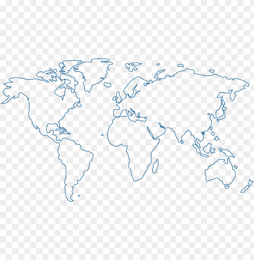 Mi World Map Outline Png World Map Coloring Page Png Image With Transparent Background Png Free Png Images World Map Outline World Map Coloring Page Map Outline